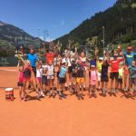 1. Mountain-Tennis Camp in Grossarl